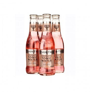 Fever Tree Aromatic Tonic Water 4-pack