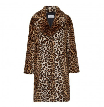 Cocoon Coat Camille Leo - PRE-ORDER