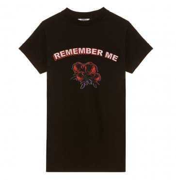 Tee Remember Me Black