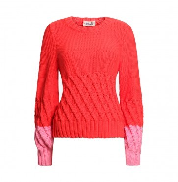 Sweater Cathay Poppy Red