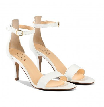 Sandal Molly Wilmot White
