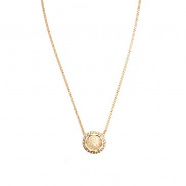 Necklace Amandine Gold Plated