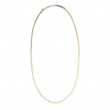 Necklace Louisa Silver Gold Plated