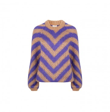 Sweater Evie Toffee
