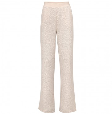 Trousers Biscuit Colorblock