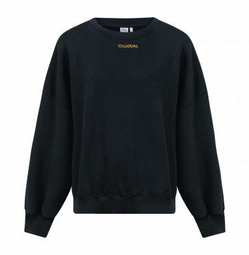 Sweater Rue De Buci Black Gold