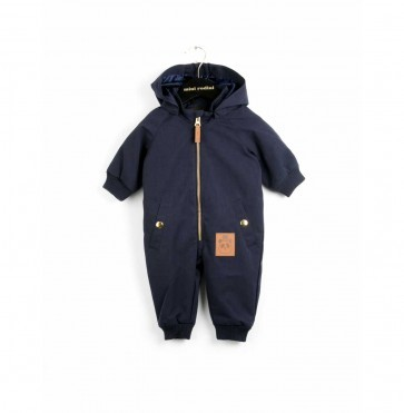 Baby Overall Pico Blue
