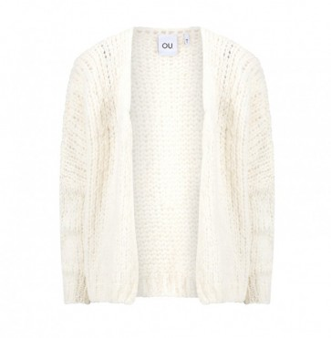 Cardigan Homely White