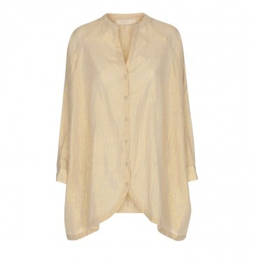 Shirt Long Sleeve Ivory