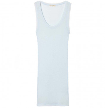 Tank Top Massachusetts Blue Dragee