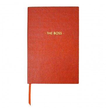 Notebook (small) The Boss