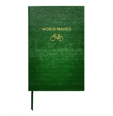 Notebook (small) World Travels