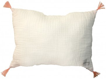 Small Cushion Nomade Apricot