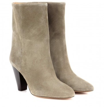 Suede Ankle Boots Étoile Darilay
