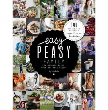 Boek Easy Peasy Family