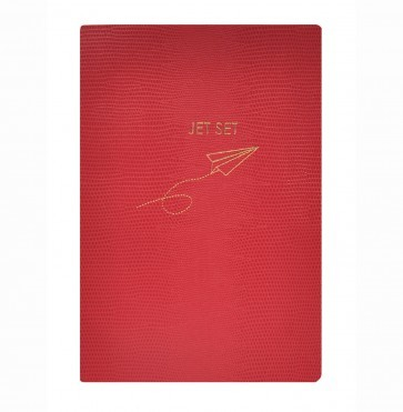 Notebook thin Jet Set