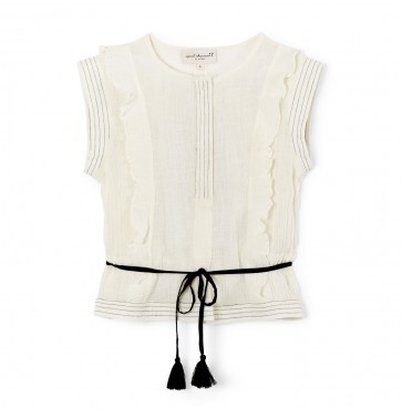 Tanguy CC Top Off White