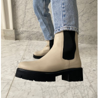 Boot Chelsea Ivory