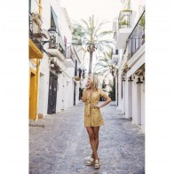 Dress Betty Sunset Gold