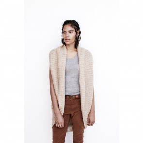 Cardigan Oversized Gail Oat