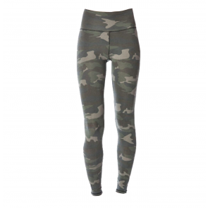 Camo Leggings Faded Army
