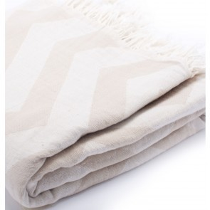 Hammam Towel The Great Escape Beige