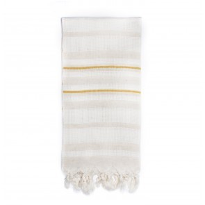 Hammam Towel Beyond The Dunes Mustard