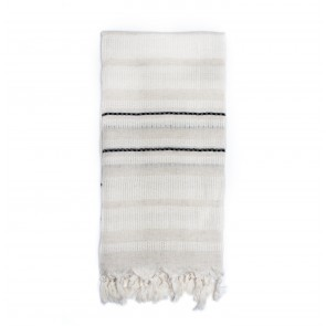 Hammam Towel Beyond The Dunes Black