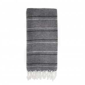Hammam Towel Indian Summer Grey
