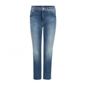 Jeans Insider Crop Fray Not Rough Enough