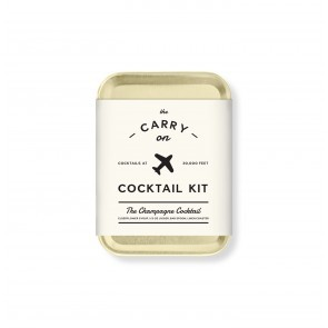 Carry On Cocktail Kit Champagne