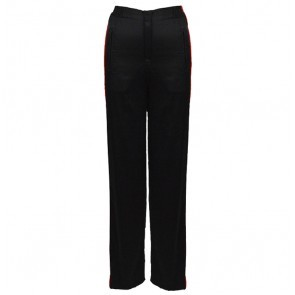 Pants Pernille Black Red