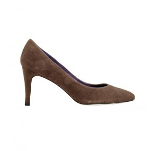 Pump Beatrice Brown Suede