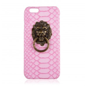 Iphone Cover Lina Lion Pink