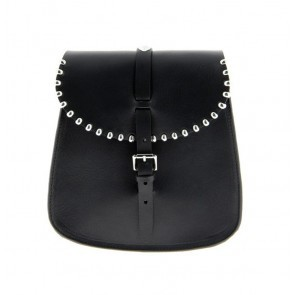 Shoulderbag Le Sab Rock Black