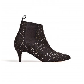 Boot Laural Snake Star Black