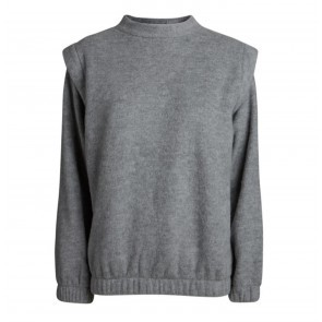 Sweater Mundi Grey Melange