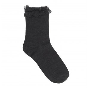 Socks Dory Frill Black