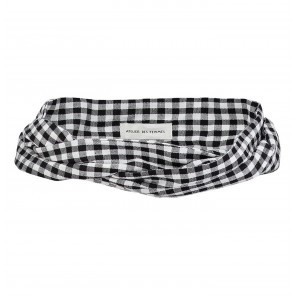 Bandeau Coco Gingham