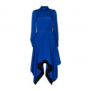 Dress Abya Olympian Blue