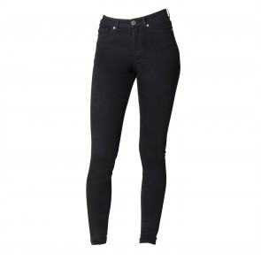 Jeans High Skin Snap Black Coal