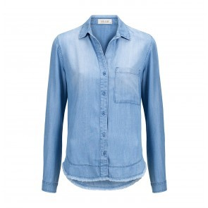 Shirt Curve Yoke Mojave Wash