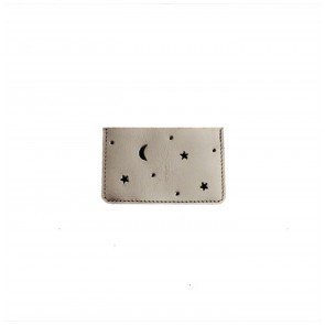Card Case Star Silver