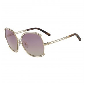 Sunglasses Isidora CE129S Gold Havana Gradient Rose