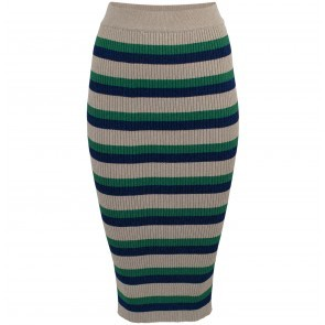 Skirt Catalina Goldlurex Stripe