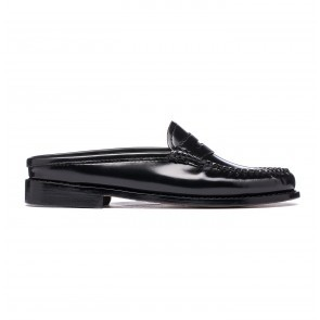 Weejuns Penny Slide Black