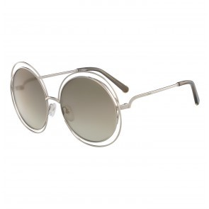 Sunglasses Carlina CE114S Gold Transparant Brown