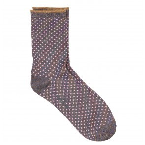 Socks Dina Small Dots Morning Glory