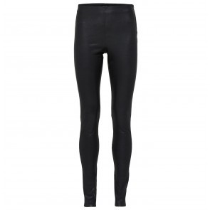 Leather Legging Sylvia Black