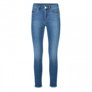 Jeans Heather High Rise Crop Naples